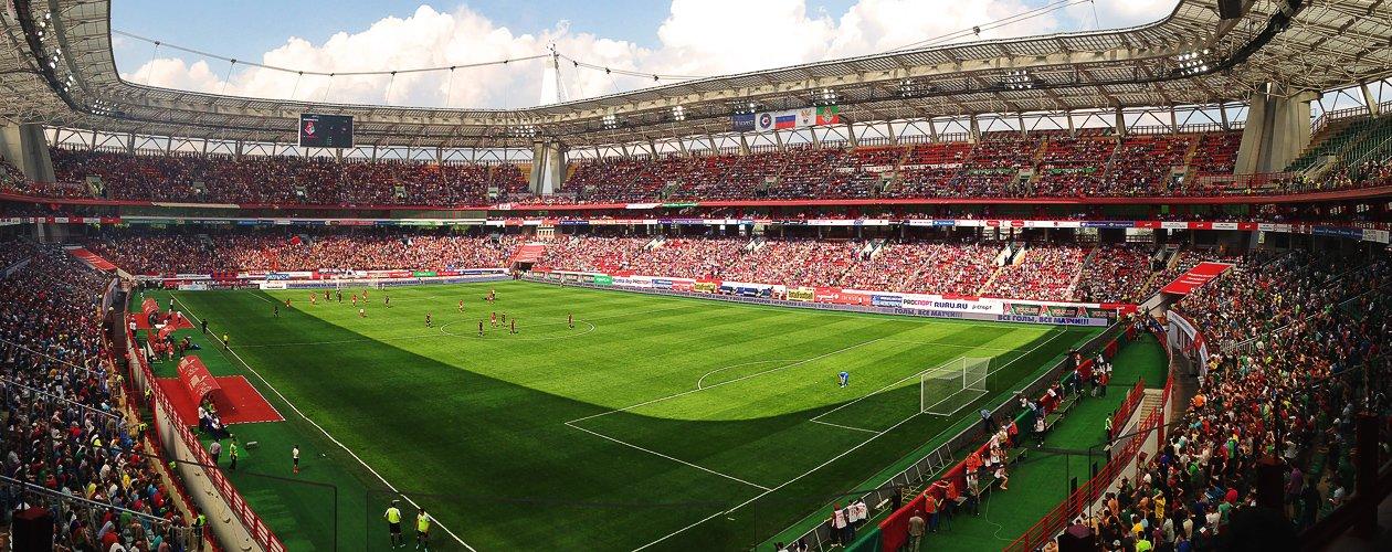 локомотив фото стадион