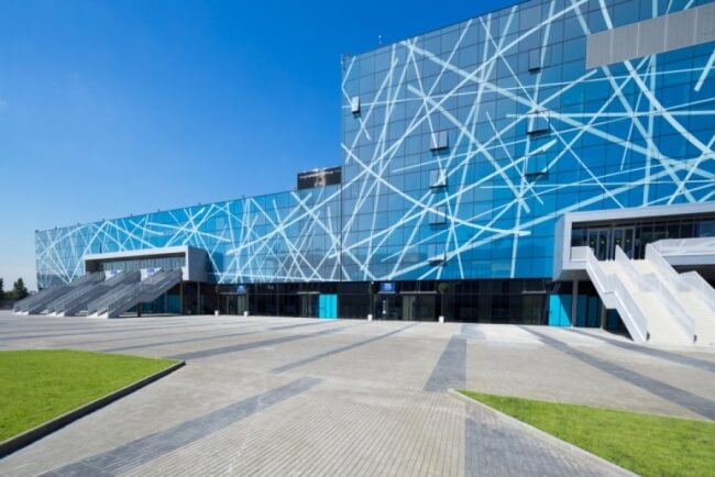 Втб арена ледовый дворец вместительность