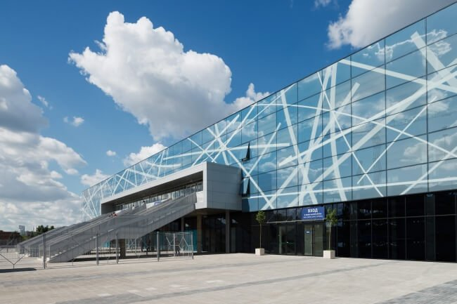 Втб арена ледовый дворец вакансии